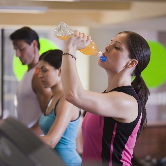 Proper hydration is an essential part of muscle recovery.