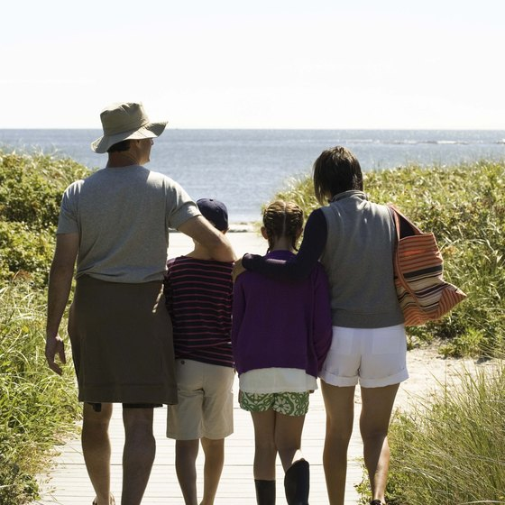 Ocean City offers a variety of vacation options for individuals, couples and families.