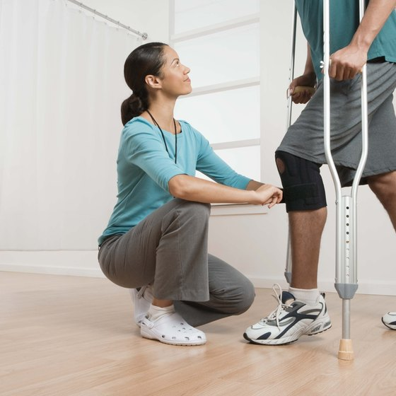 Strengthening the muscles around your knees will decrease chances of injury.