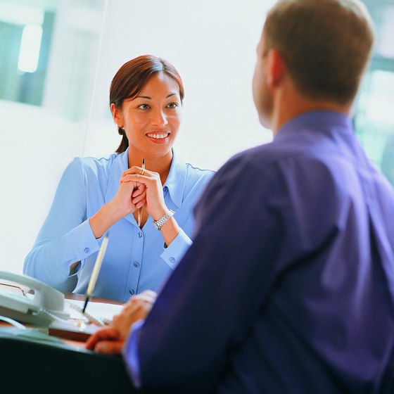 Small business employers often conduct orientation one-on-one.