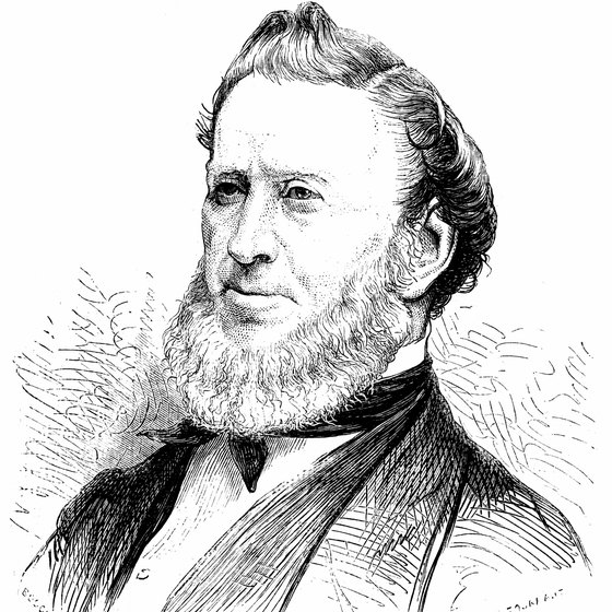 Brigham Young invited persecuted Mormons to join him in Salt Lake City, Utah.
