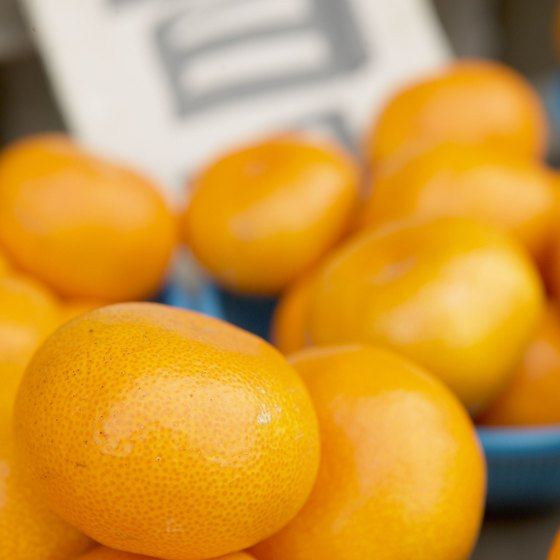 Tangerines deliver several nutrition and health benefits.