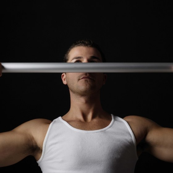 Pullups increase your arm, shoulder and back strength.