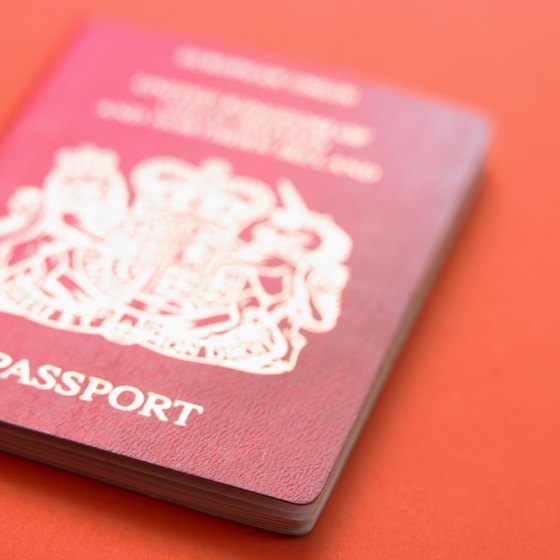 Photographs are a vital part of a UK passport application.