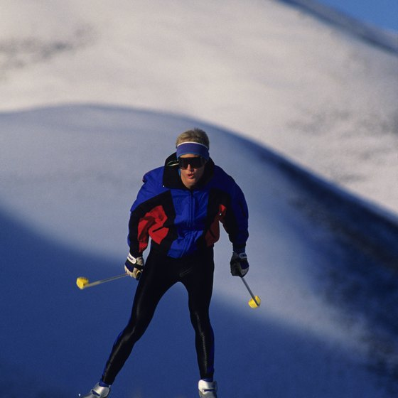 Many winter activities burn a siginificant amount of calories.
