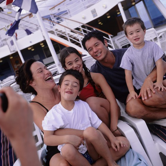 Choose a cruise line with ample activities for every age group.