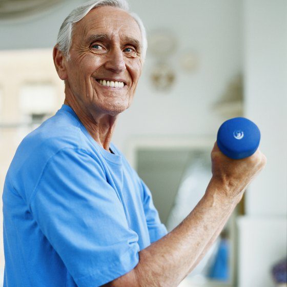 Exercise at any age is beneficial for your health and longevity.