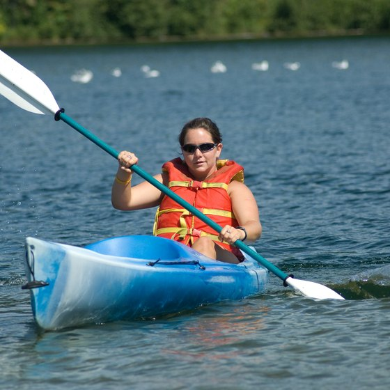 Paddle your way to fun in southern Wisconsin.