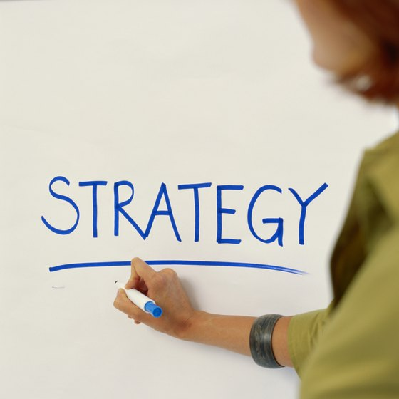 Make sure you have the ability to execute your strategy.