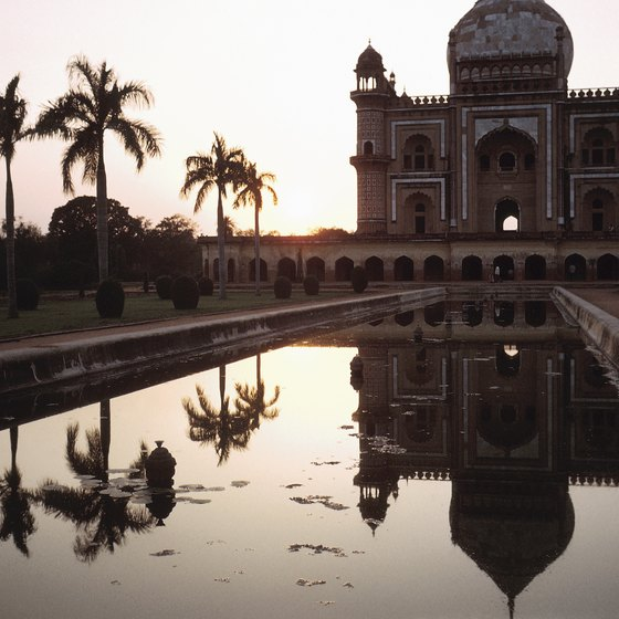 Your parents could take in Humayun's Tomb if they're down Delhi way.