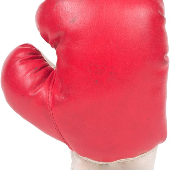 Power can come from a boxing glove or a velvet glove.