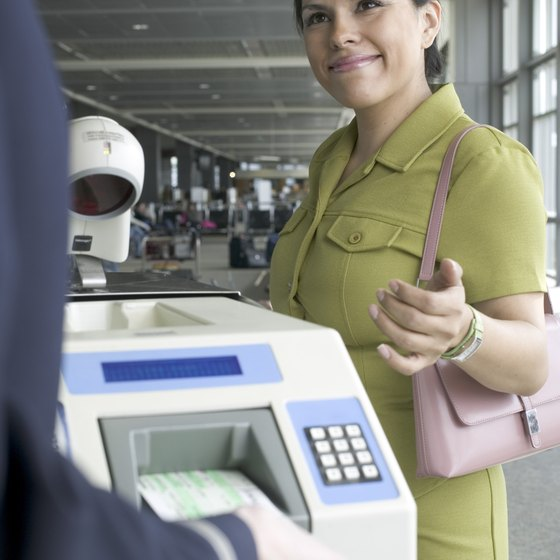 Store your return ticket in a safe place to avoid problems returning home.