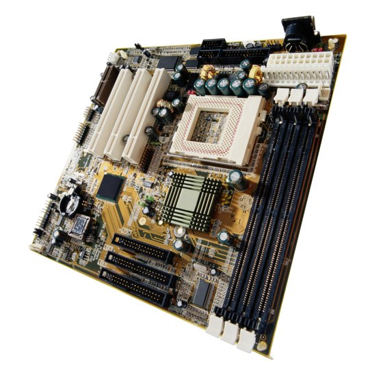 Your PC's motherboard generally supports multiple PCI or PCI express expansion slots.