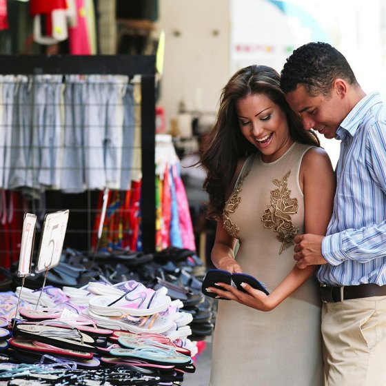 Sidewalk sales are one of many ideas to get your resale business new customers.