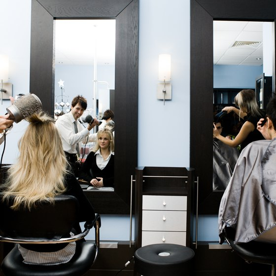 Even salons with a good staff can close for a number of reasons.