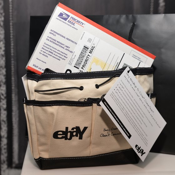 eBay enables you to sell and ship items using a variety of shipping services.