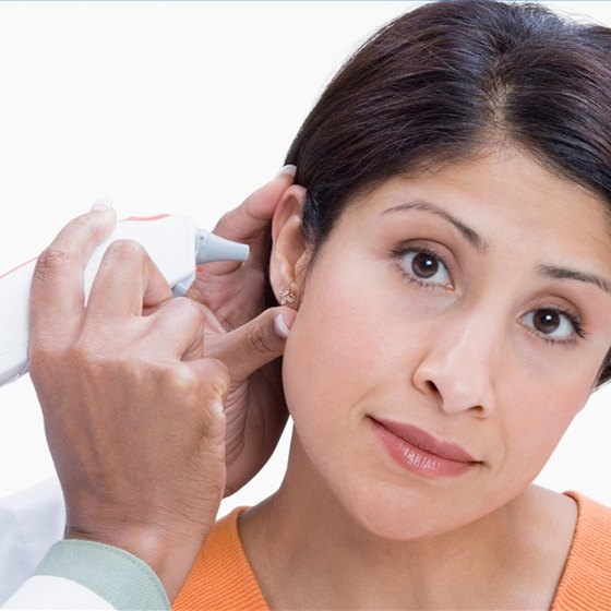Use a Digital Ear Thermometer