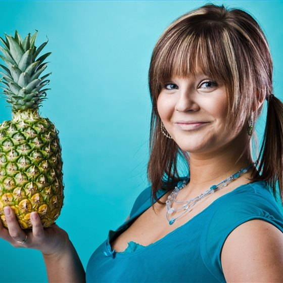 Lose Weight Eating Pineapple
