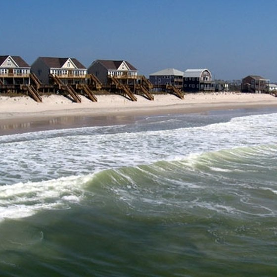 Visit Topsail Island, North Carolina