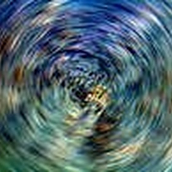 Vertigo can cause spinning of vision
