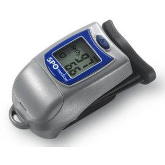 Use a Finger Pulse Oximeter