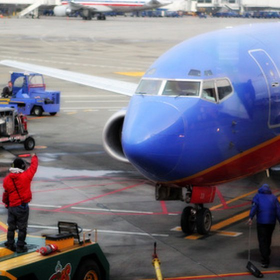 Southwest Airlines has thousands of daily departures across the U.S.