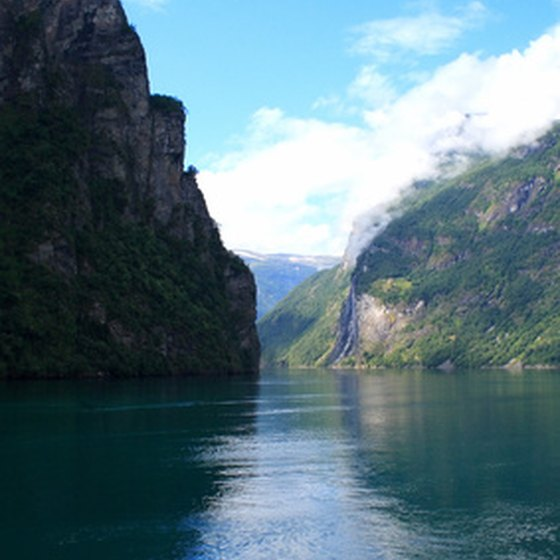 Although fjords are found in other areas of Norway, the greatest concentration is in western Norway.