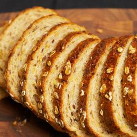 Sliced bread often contains preservatives.