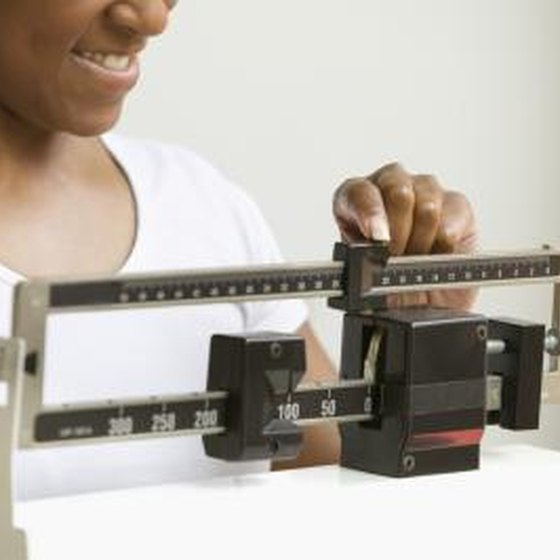 The U.S. government publishes healthy weight guidelines for Americans.