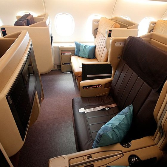 The Best Seats on International Flights