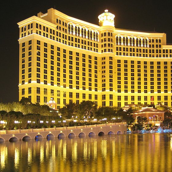 Las Vegas Airport To Bellagio Hotel Transportation
