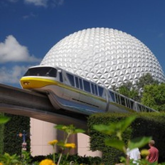 Take time to visit Epcot on your trip to Disney World.