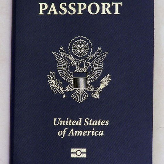 Replace your passport.