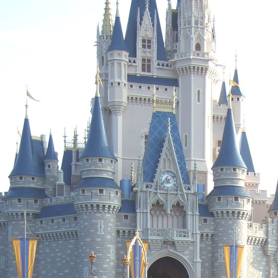 Walt Disney World is a top vacation destination.