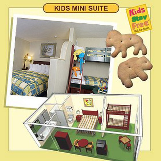 Kid Friendly Hotels Near San Diego Zoo
