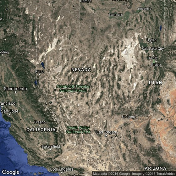 10 Facts About the Great Basin Desert USA Today