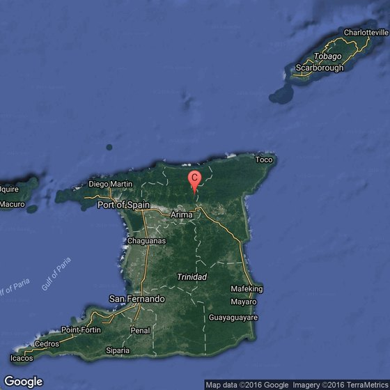 Tobago Island: 5 Tourist Attractions In Trinidad And Tobago