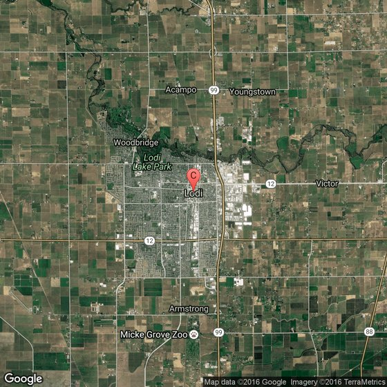 Campgrounds in Lodi California USA Today