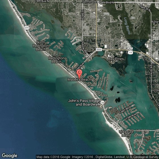 Campgrounds Near Madeira Beach Florida USA Today - Koa us map