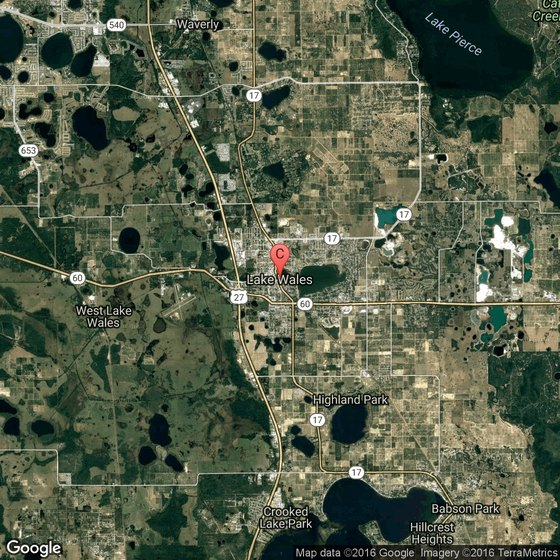 Camping At Lake Wales Florida Usa Today