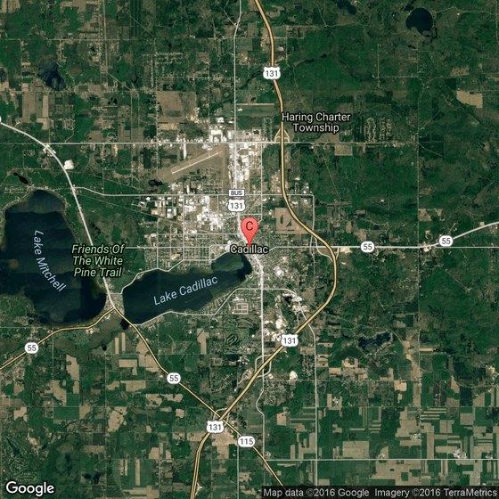 Camping Near Lake Mitc in Cadillac, Michigan | USA Today