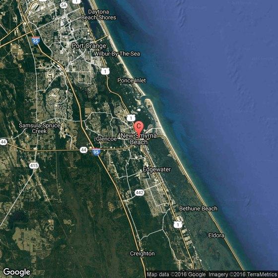 Island Beach State Park Nj: Camping In New Smyrna, Florida