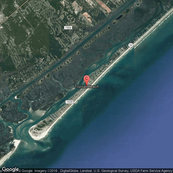Places To Stay In Topsail Beach Nc