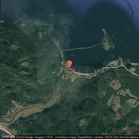 Hotels Near Neah Bay Washington