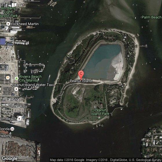 Maps Google Com Peanut Island