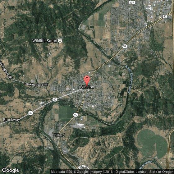 Motels Near Winston Oregon