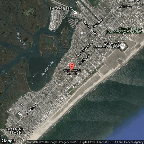 Places To See In Wildwood Crest And Cape May Usa Today