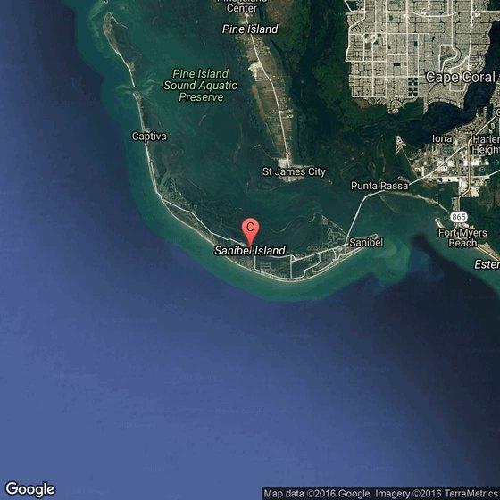 Average Temperature In Sanibel Island Florida