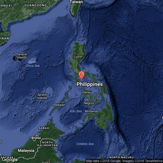 Does A US Citizen Need A Visa To Go To The Philippine Islands - Visa map for us citizens