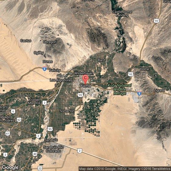 Yuma, Arizona for Tourists | USA Today